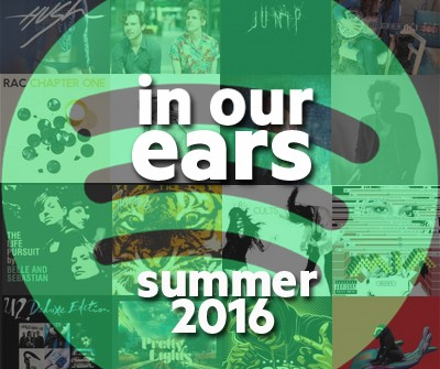 in our ears summer 2015
