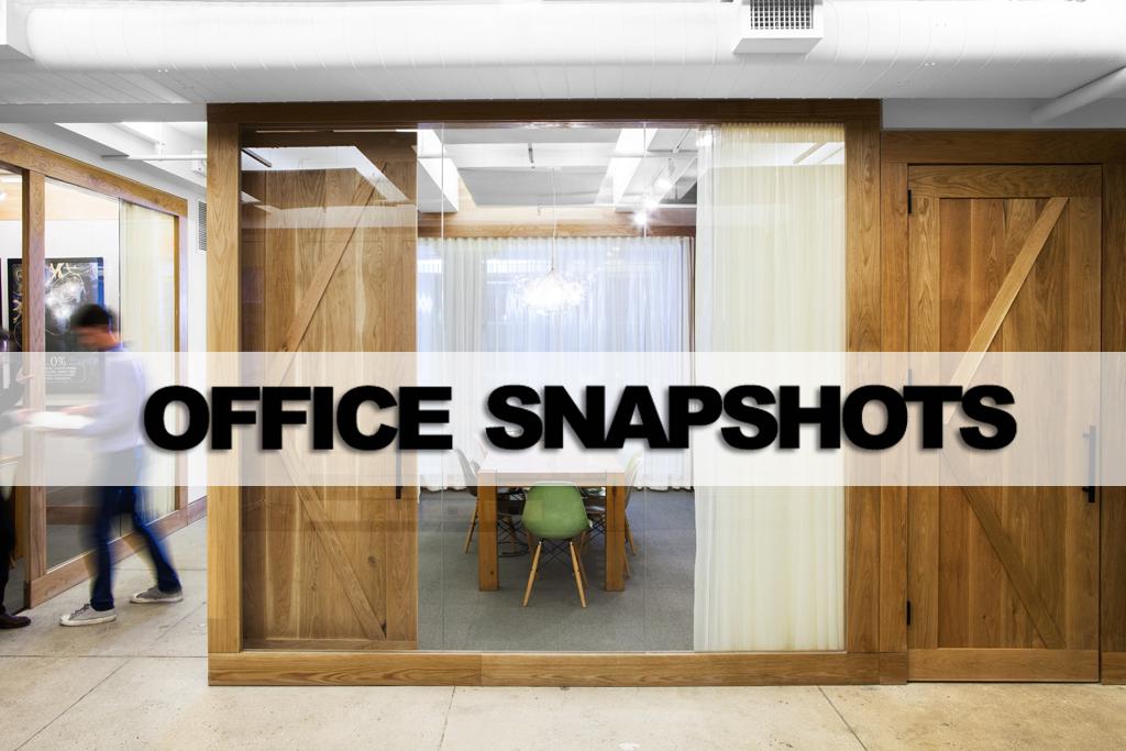 office snapshots. Office Snapshots I