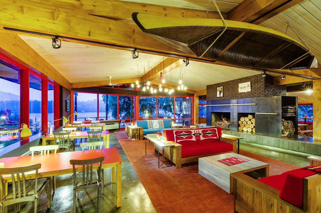 Lake House Mapos Hospitality Design