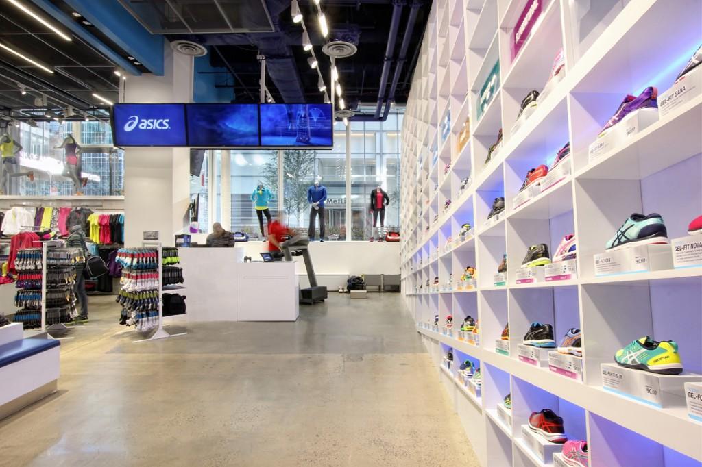 asics store near times square