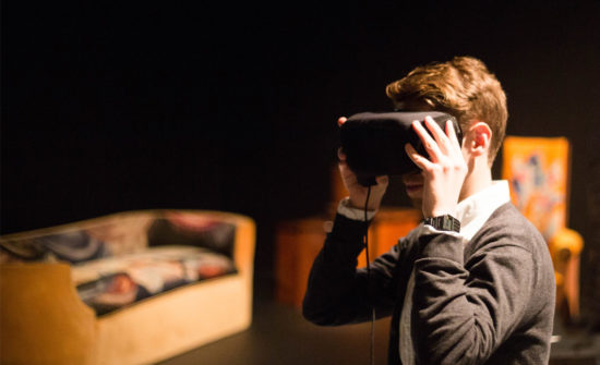 pierre chareau - virtual reality experience at the jewish museum